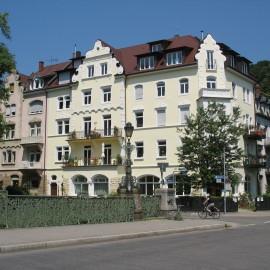 Umbau und Sanierung eines denkmalgeschützten Mehrfamilienhauses,   Freiburg – Oberau