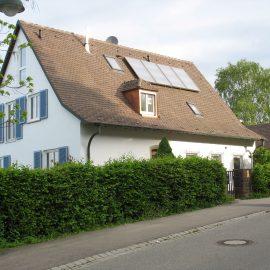 Umbau und Modernisierung eines Einfamilienhauses aus den Fünfziger Jahren, Freiburg – Herdern