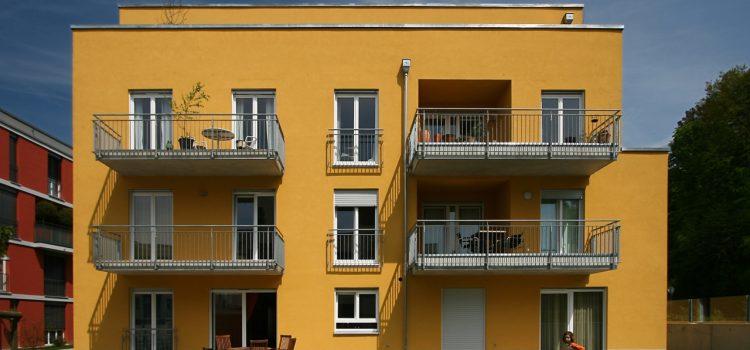 Baugruppenhaus mit 5 Wohnungen in Freiburg – Wiehre